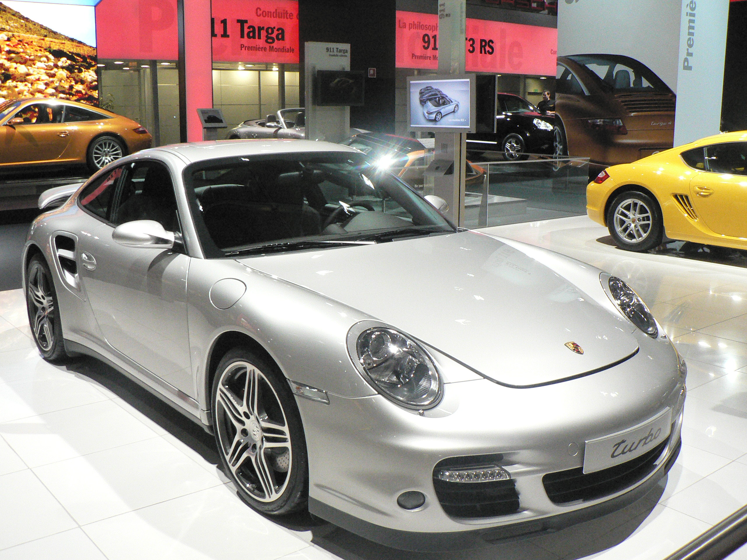 File Porsche911 Turbo Jpg Wikimedia Commons