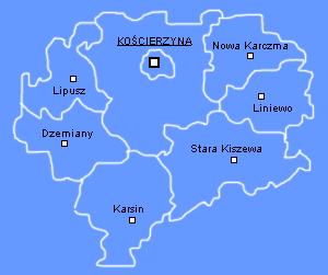 Kościerzyna County County in Pomeranian Voivodeship, Poland