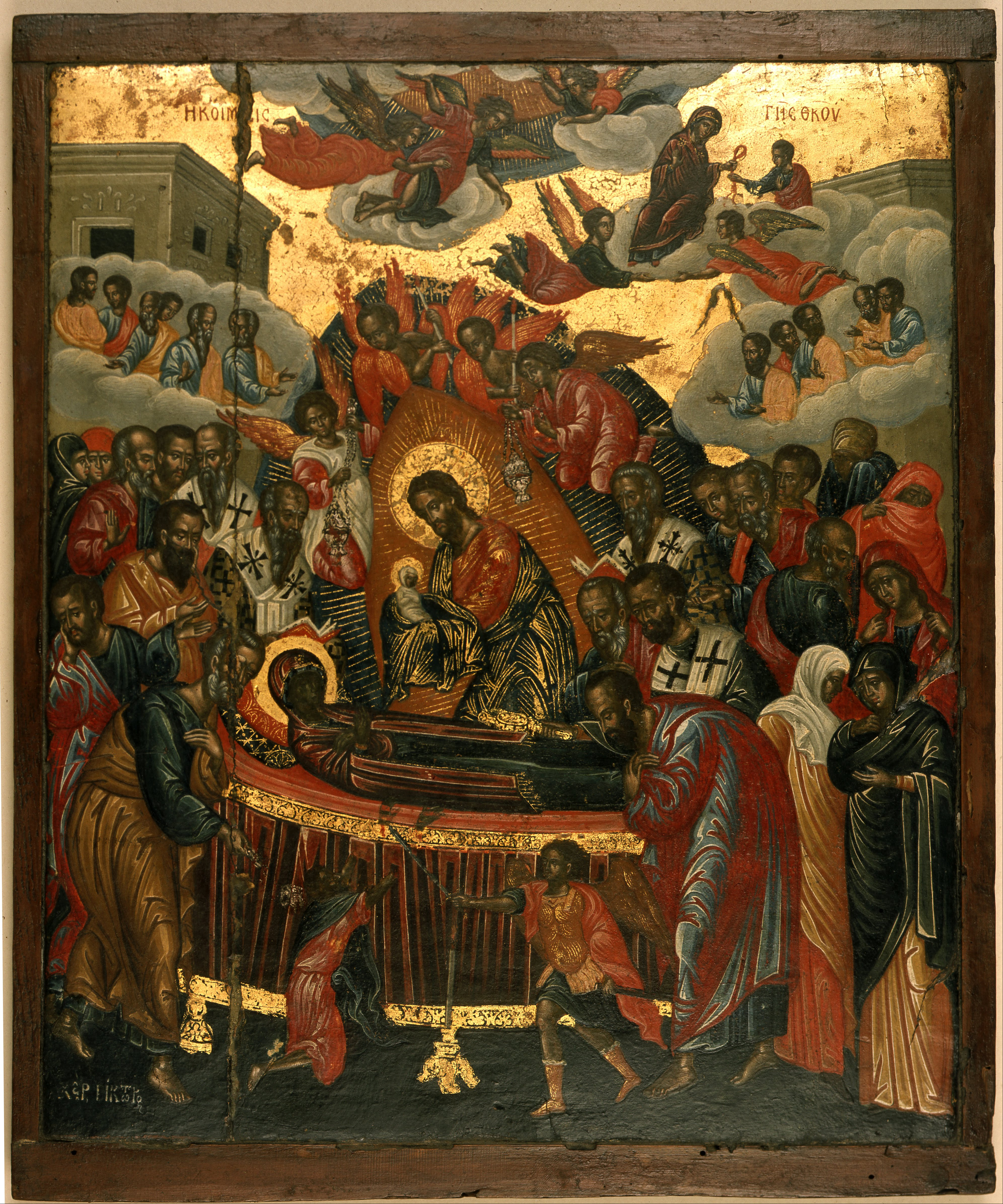 filepriest victor the dormition of the virgin google