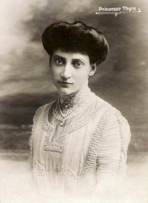 Princess Thyra Of Denmark 1880 1945 Wikipedia