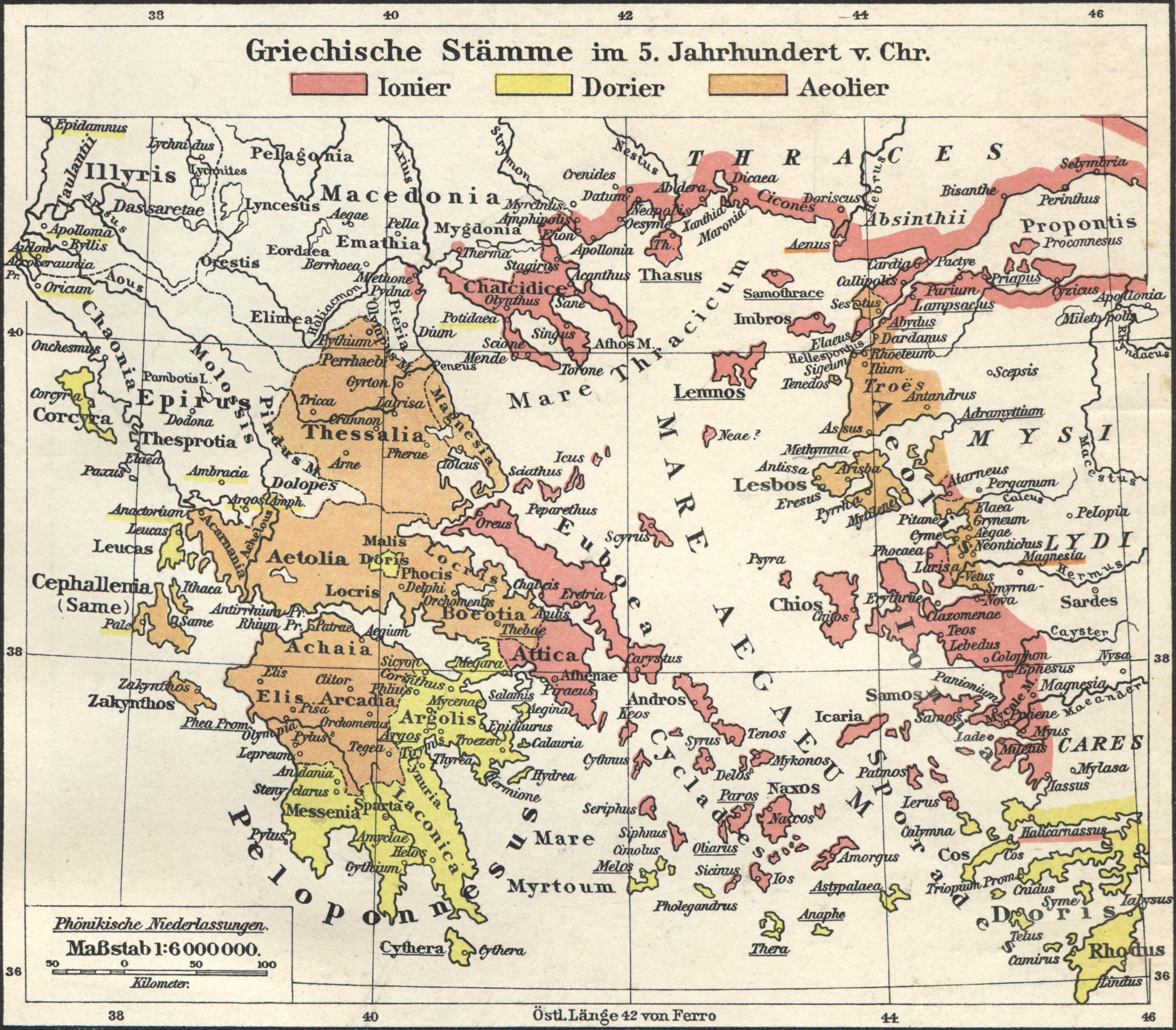 antikes griechenland – wikipedia, Hause ideen
