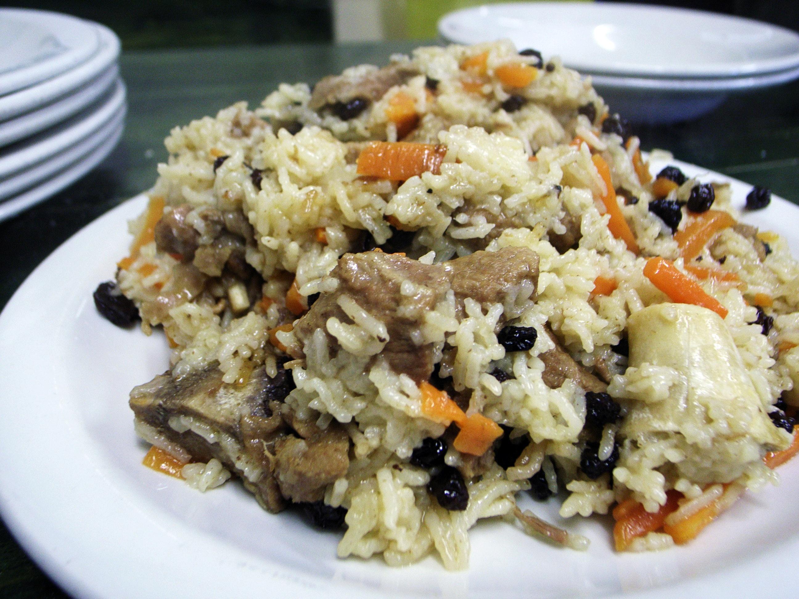 Salaam afghanistan cuisine for Afghanistani cuisine
