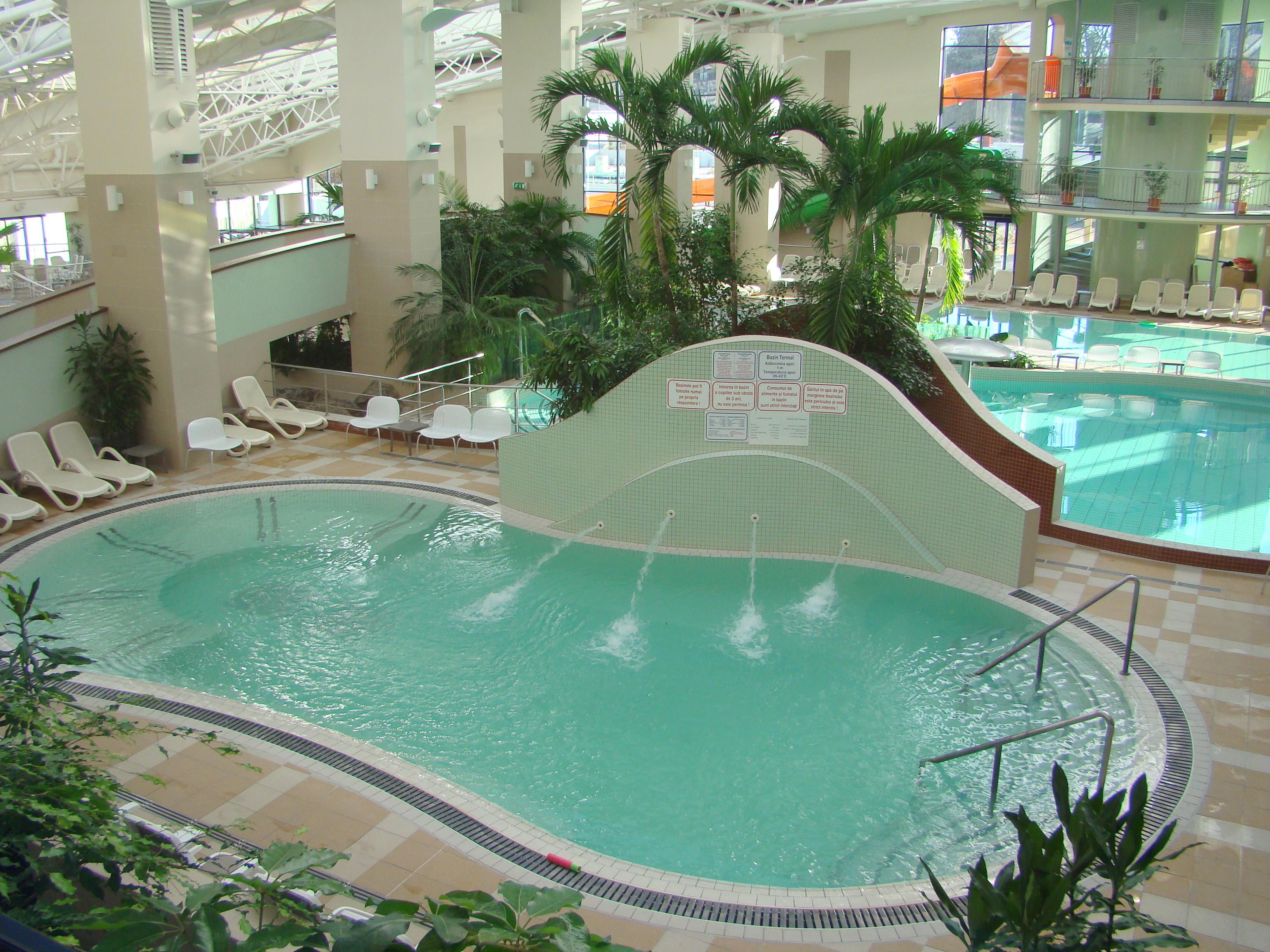 Lotus Therm Hotel Spa Baile Felix