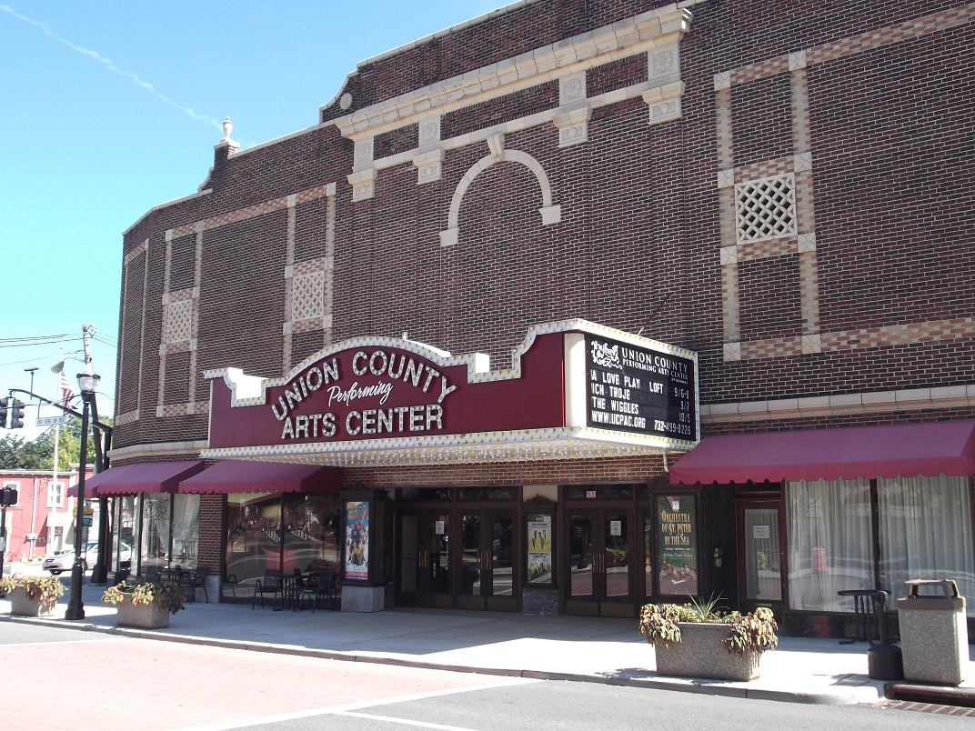 Union County Performing Arts Center Wikipedia
