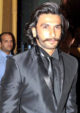Ranveer Singh at the 58th Filmfare Awards Ranveer Singh Biography