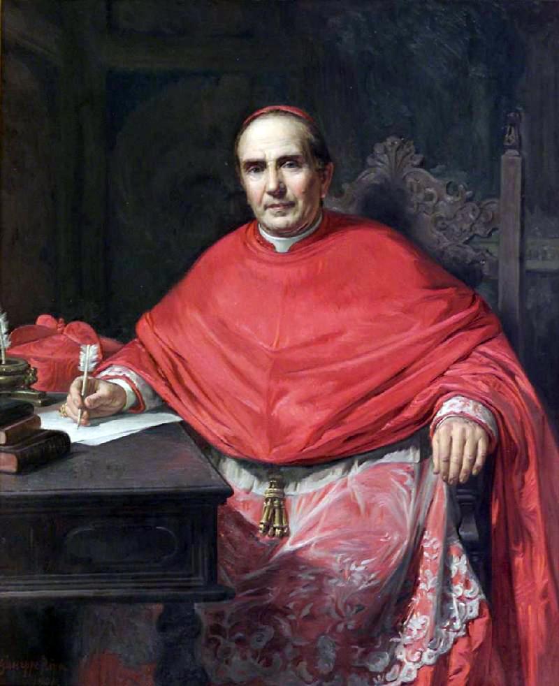 Cardinale Felice Cavagnis