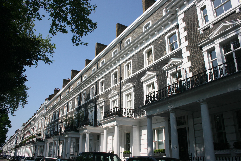 File Row Of Knightsbridge Georgian Houses Flickr