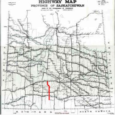 Saskatchewan Highway 58 Wikipedia