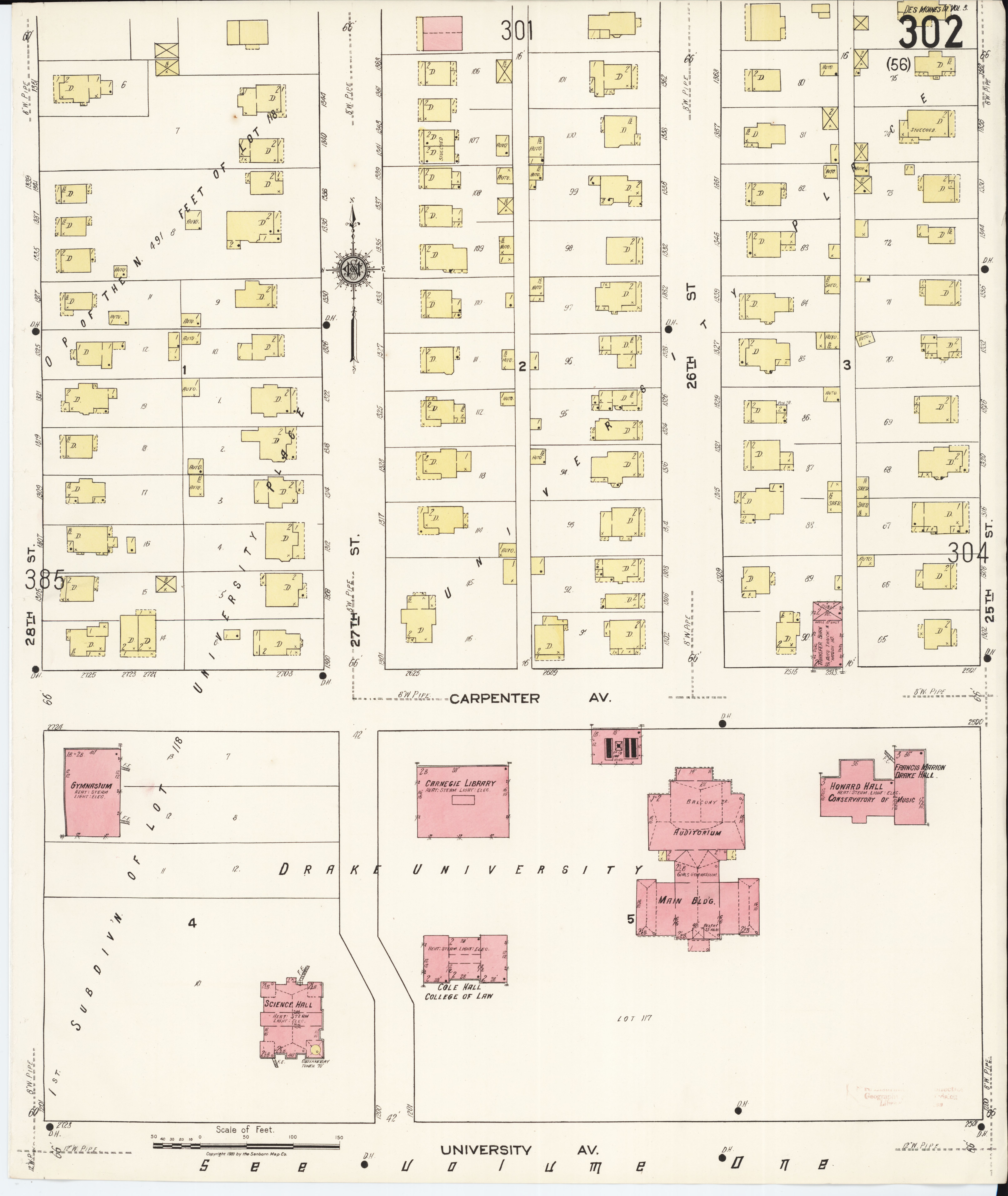 File:Sanborn Fire Insurance Map from Des Moines, Polk County, Iowa ...