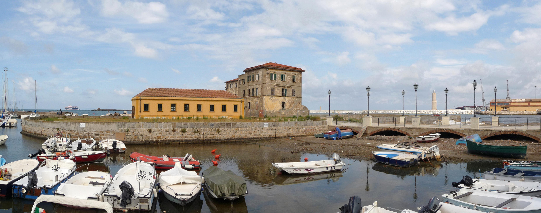 Livorno Italy  city photos : Description Scoglio della Regina, Livorno, Italy