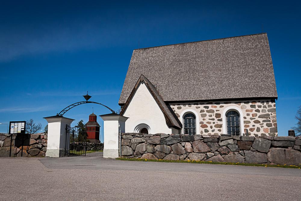 Altare och predikstol i Skfthammars kyrka, Skfthammars