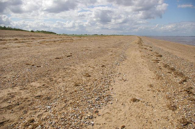 Snettisham Beach - geograph.org.uk - 881114