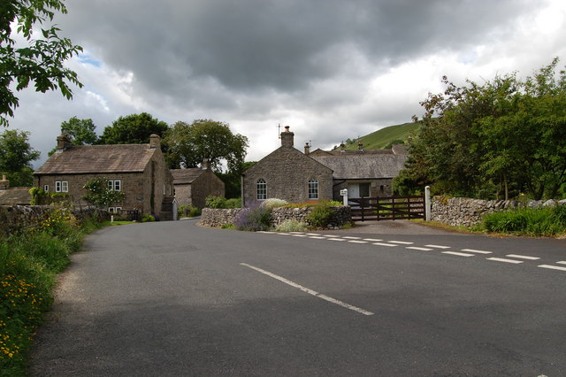 Starbotton Village - geograph.org.uk - 1365980