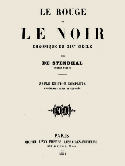 Stendhal Le-Rouge