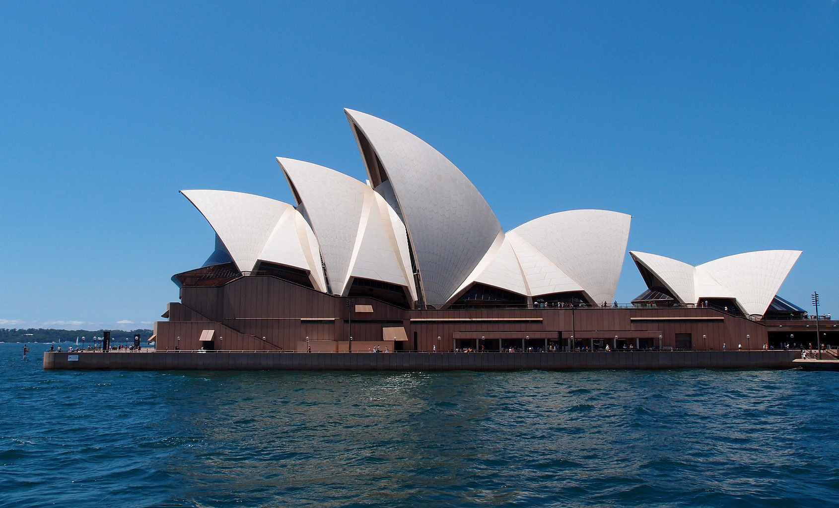 Architecture for Sydney opera housse