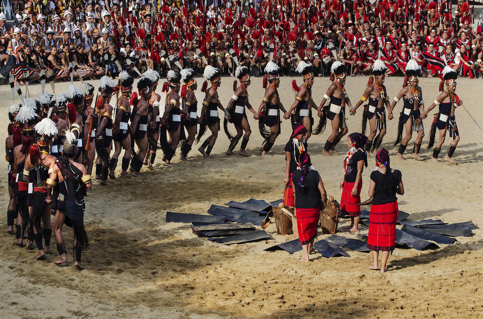 Hornbill Festival in Nagaland, Nagaland travel tips
