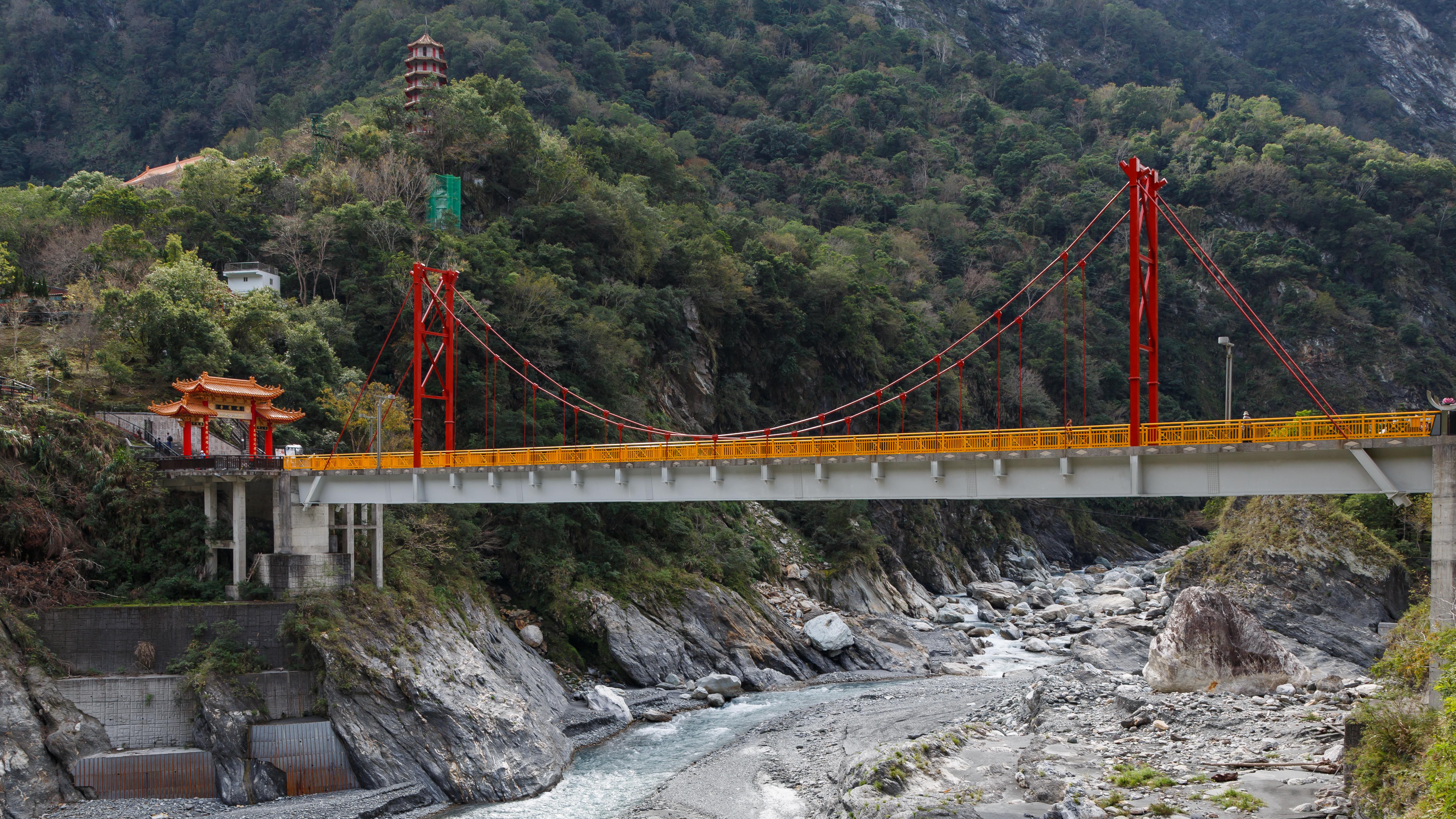 Taroko-Gorge Hualien Taiwan Pudu-Bridge-at-Taroko-National-Park-01.jpg
