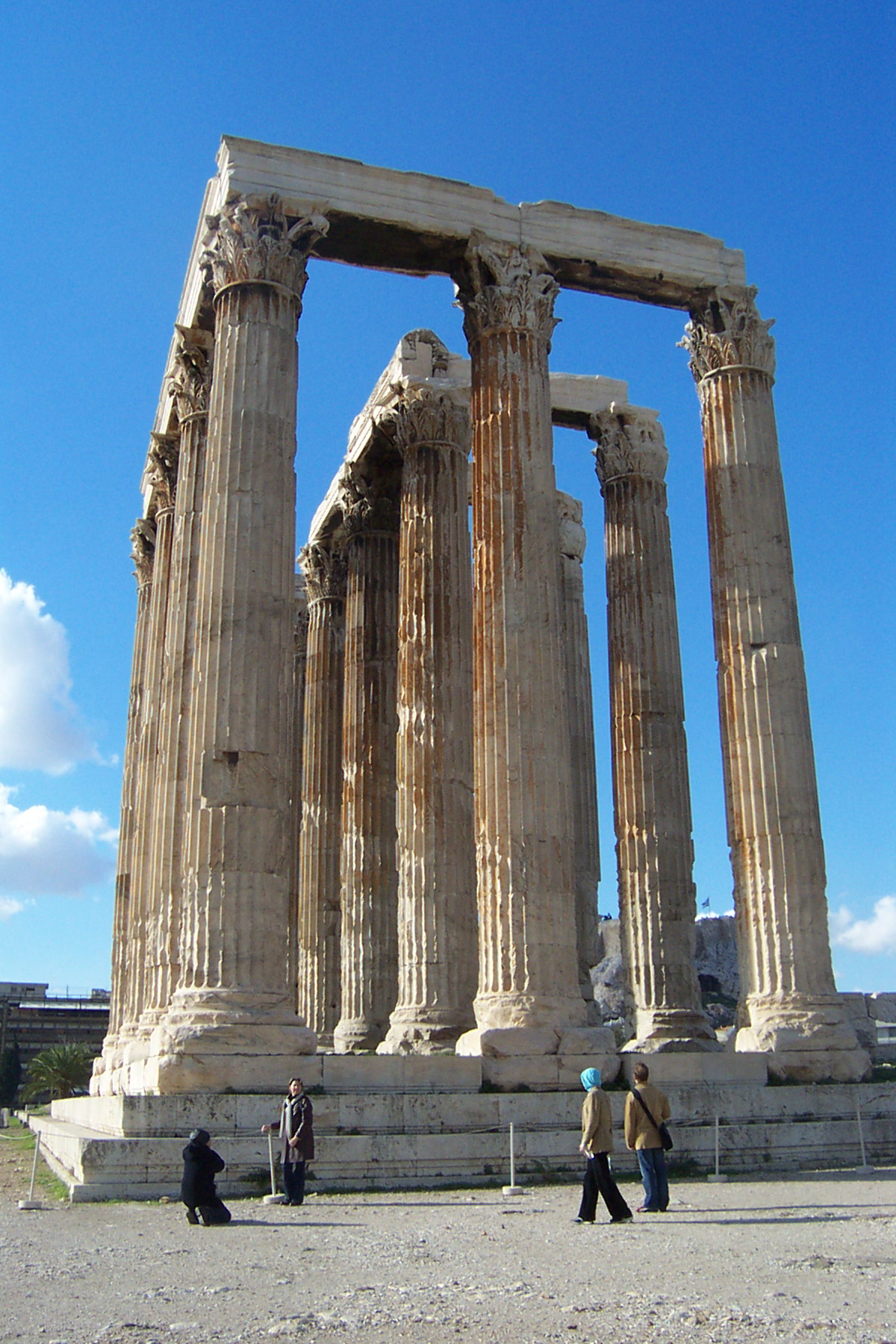 File:Temple of Olympian Zeus (Athens).jpg
