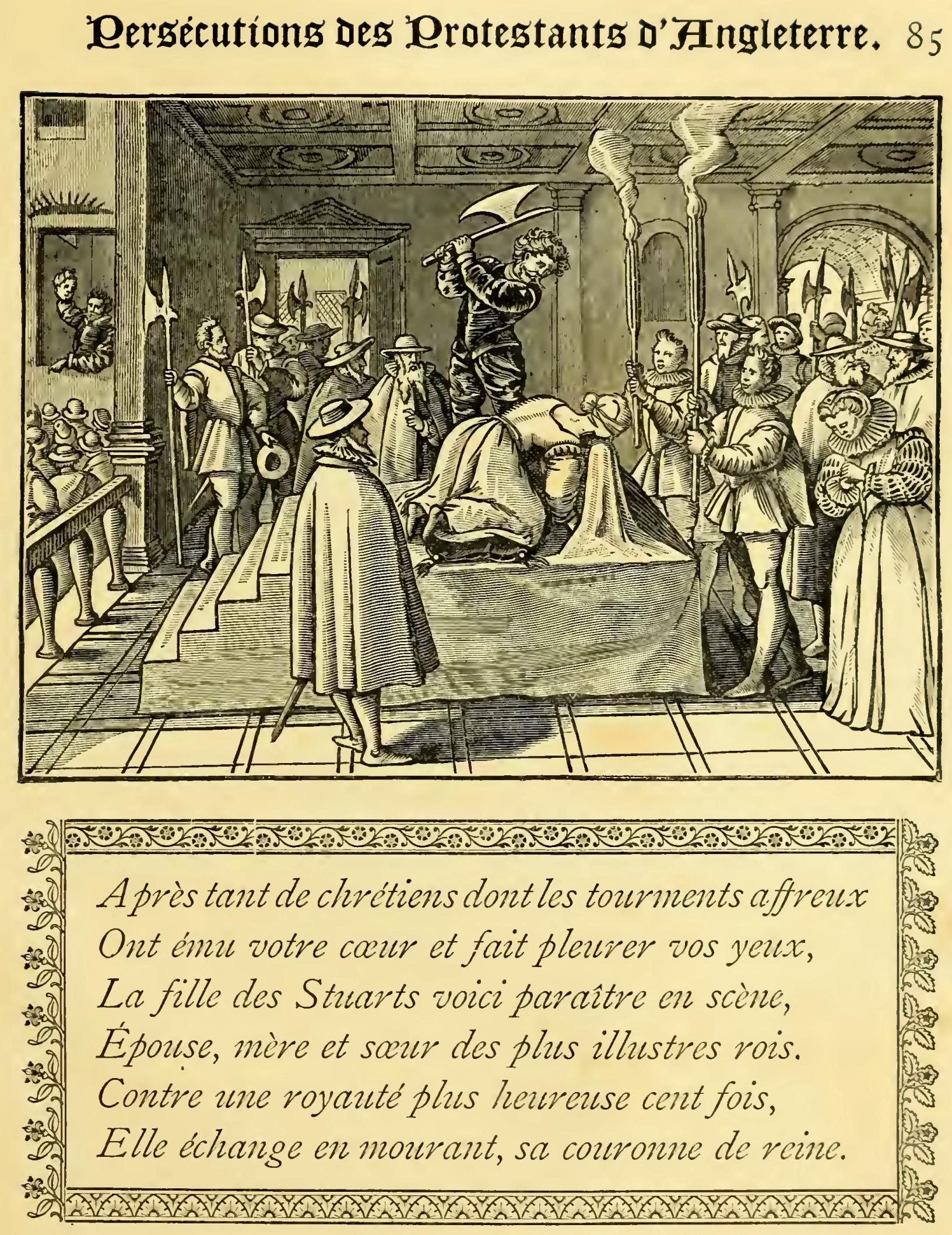 Filethéâtre Des Cruautés Persécutions Des Protestants D