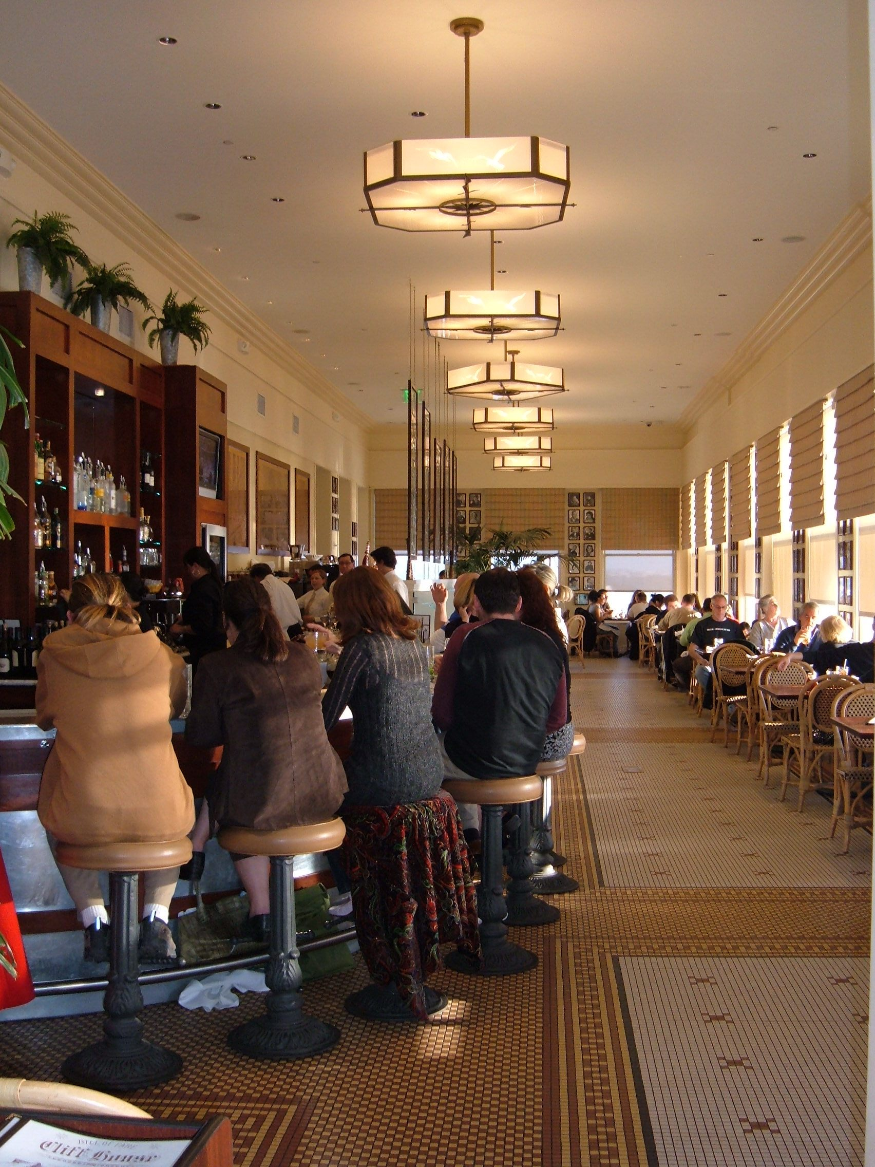 File The Bistro At The Cliff House Jpg Wikimedia Commons