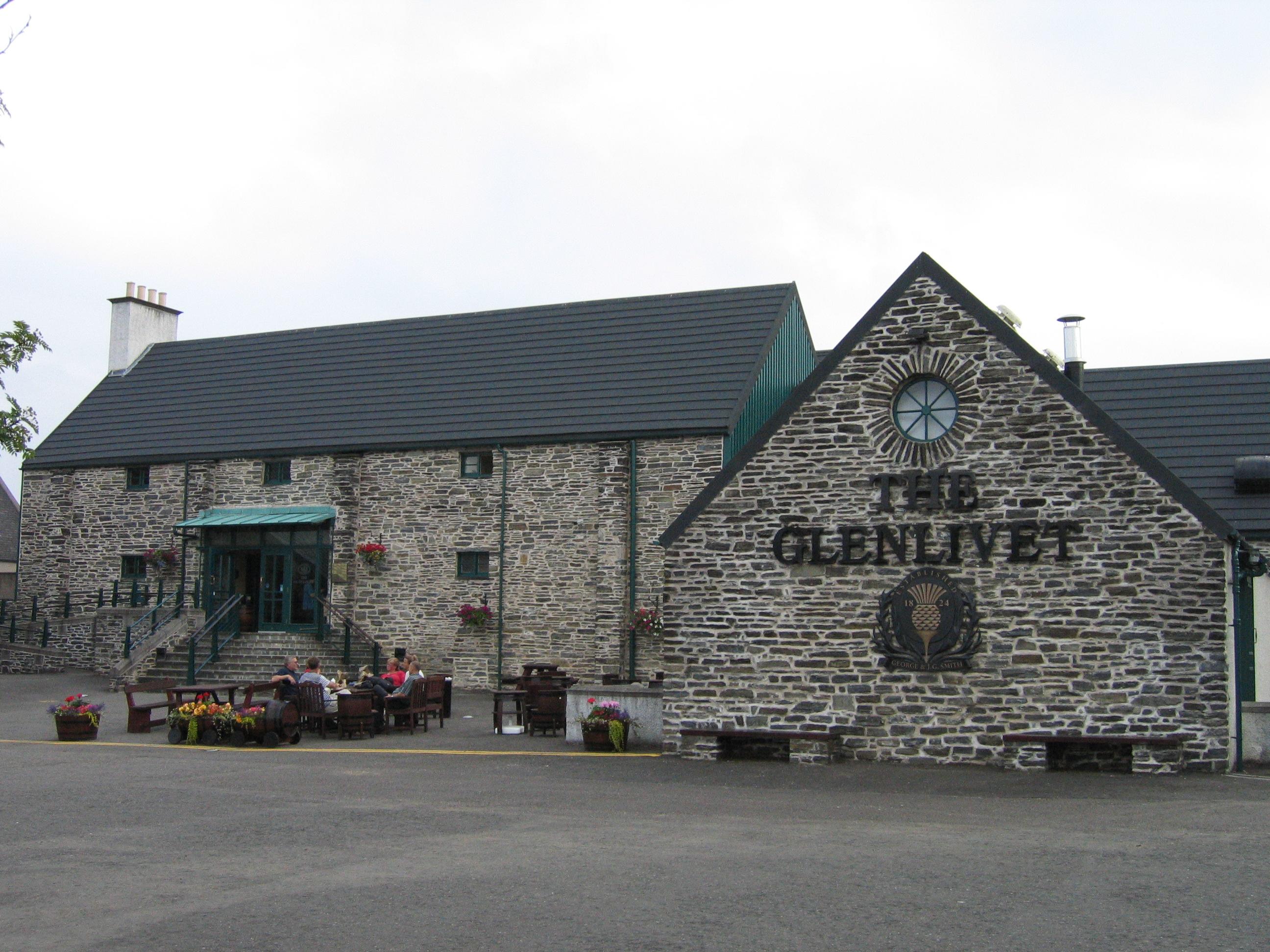 Scotch Distillery Tour Scotland
