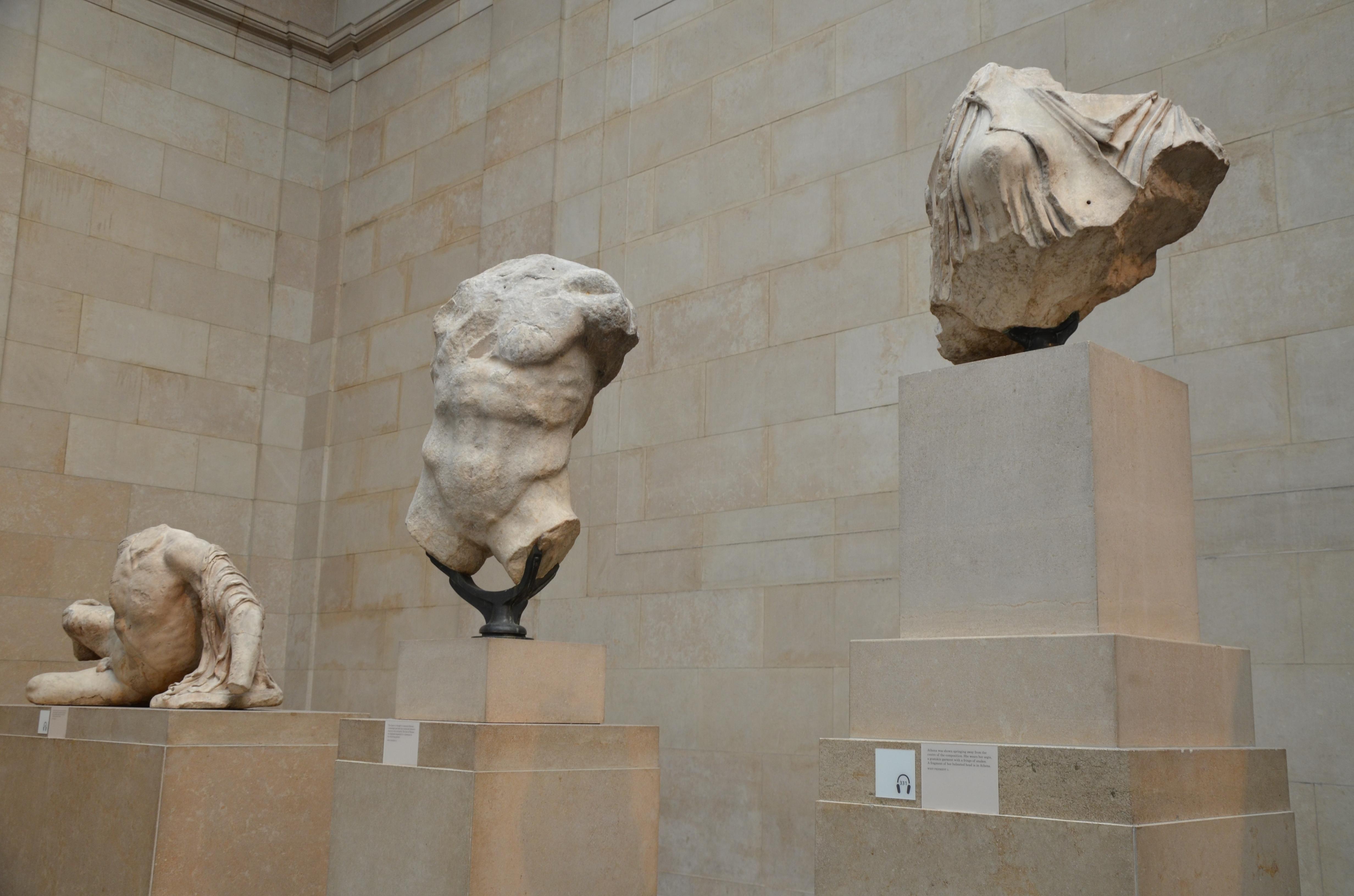 File The Parthenon Sculptures British Museum 14250068325