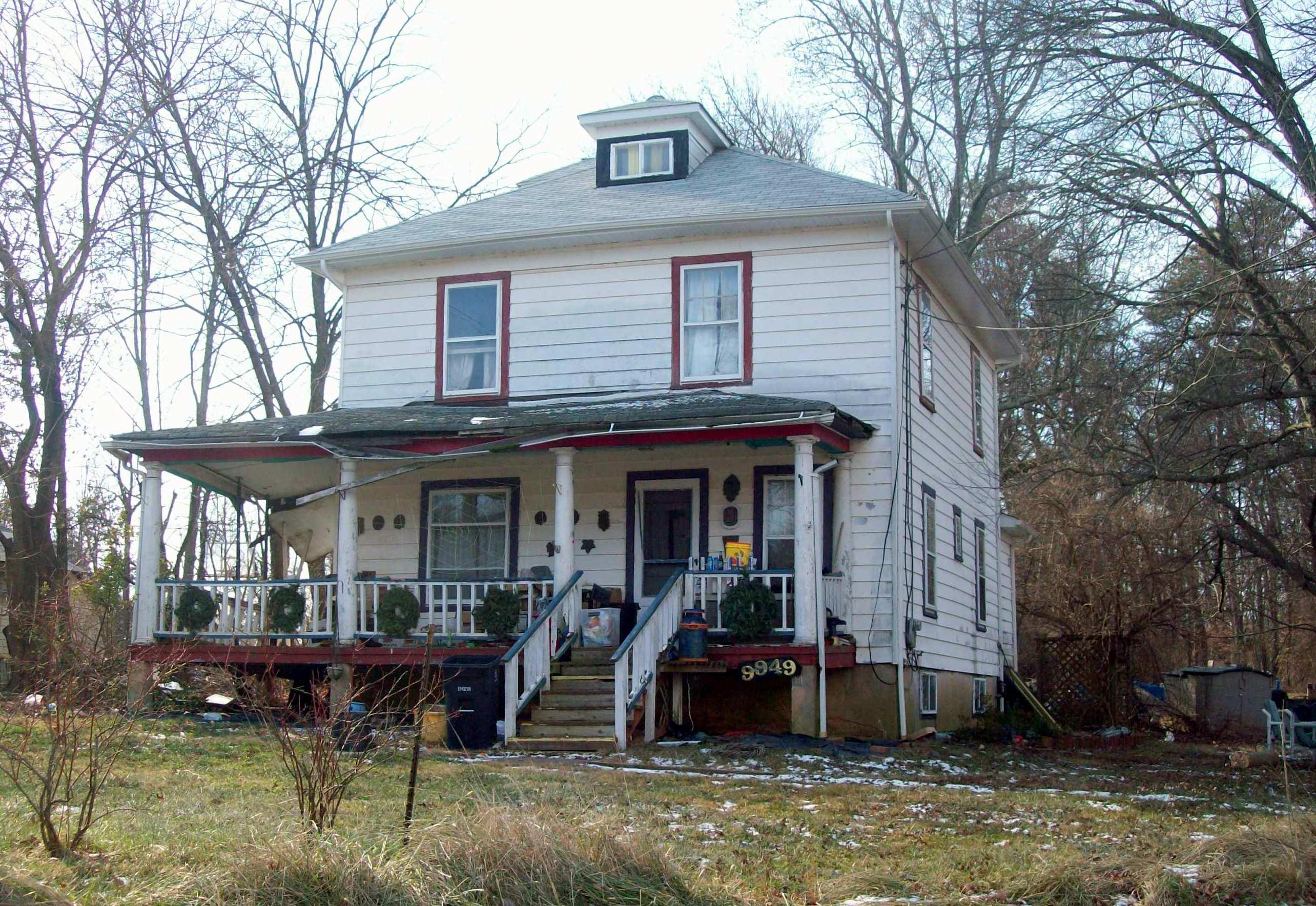 Thomas J Calloway House