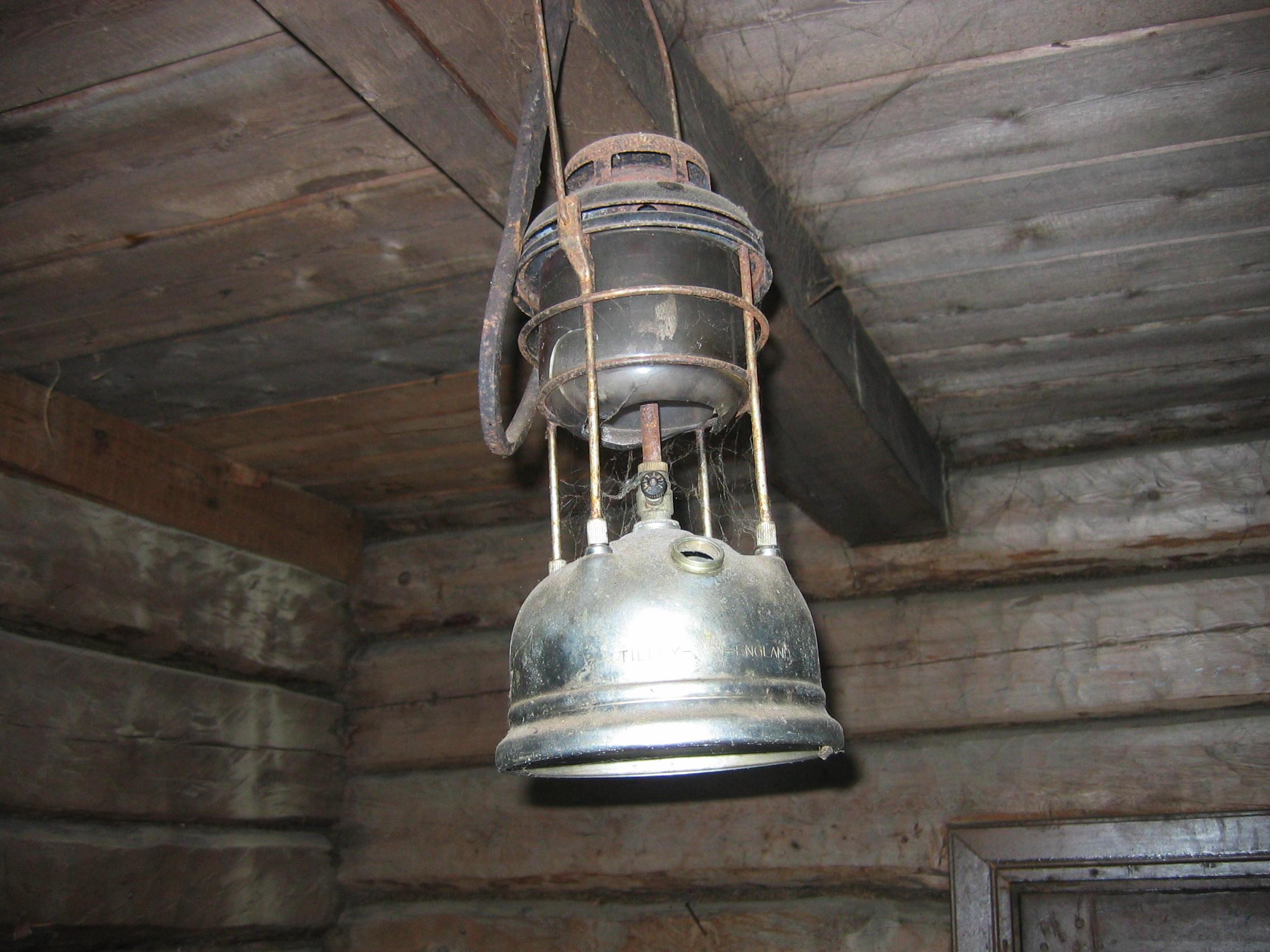 The Tilley Lamp Restaurant Menu