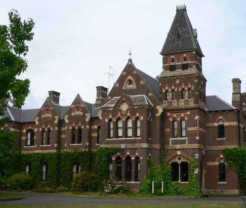 image of University of Melbourne