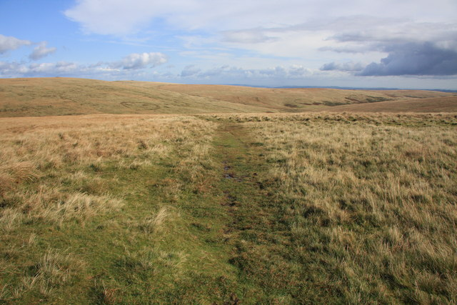 Two Moors Way - geograph.org.uk - 990971