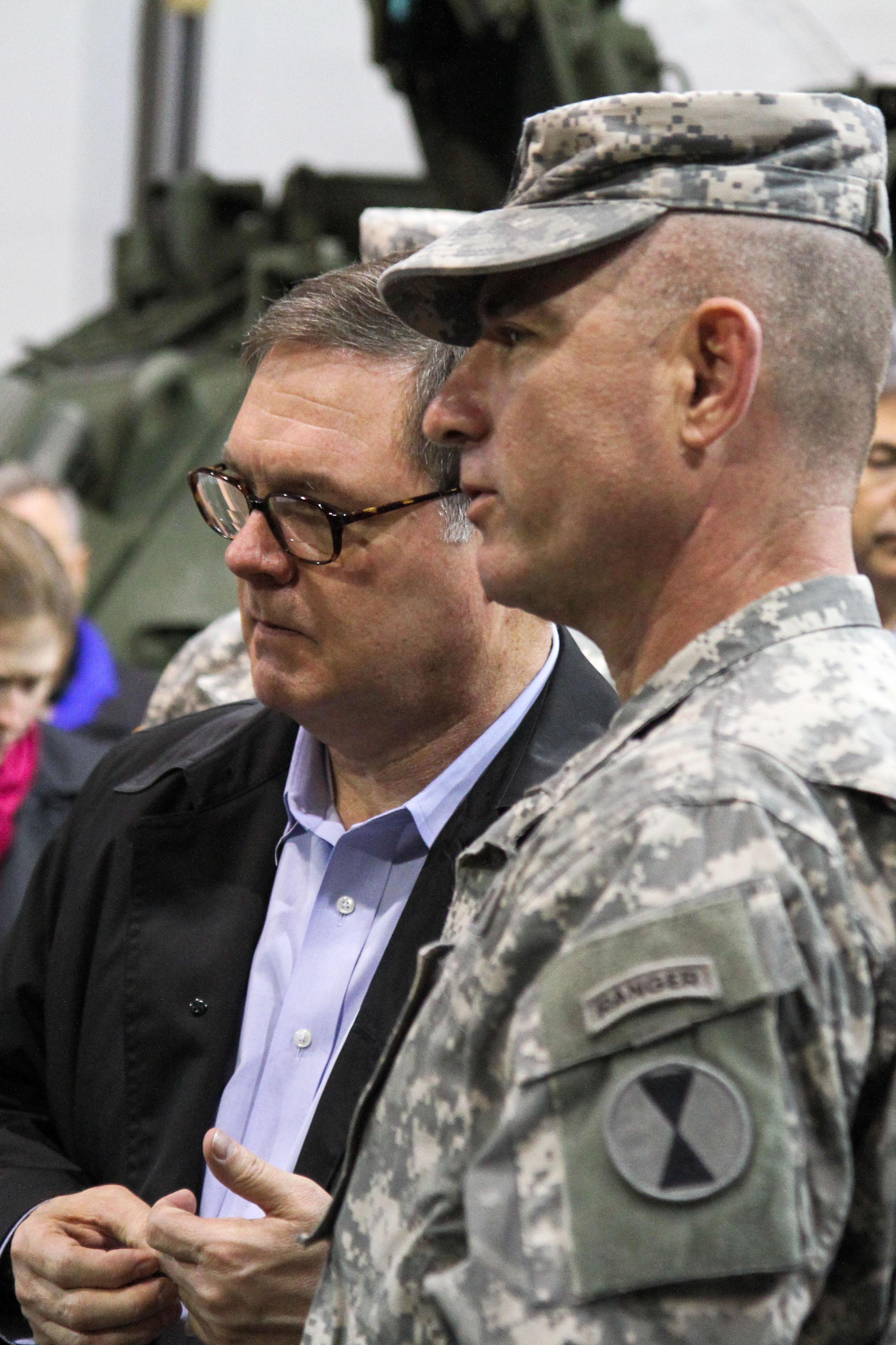 File u s army command sgt maj delbert byers the senior for Bureau commande
