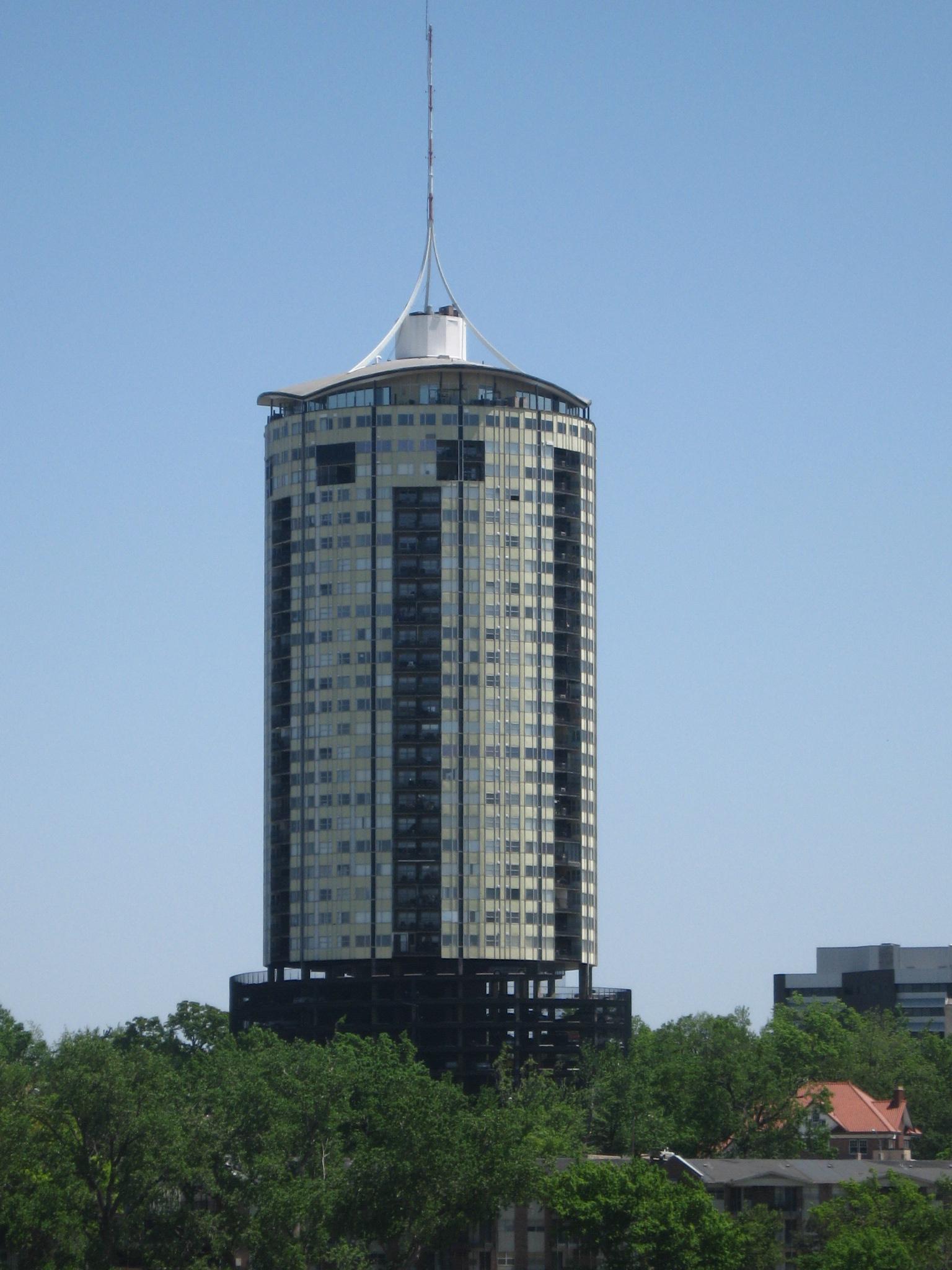 University Club Tower Tulsa Wikiwand