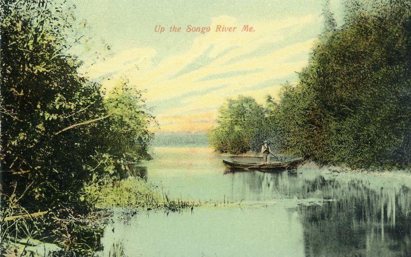 University Of Maine >> Songo River - Wikipedia