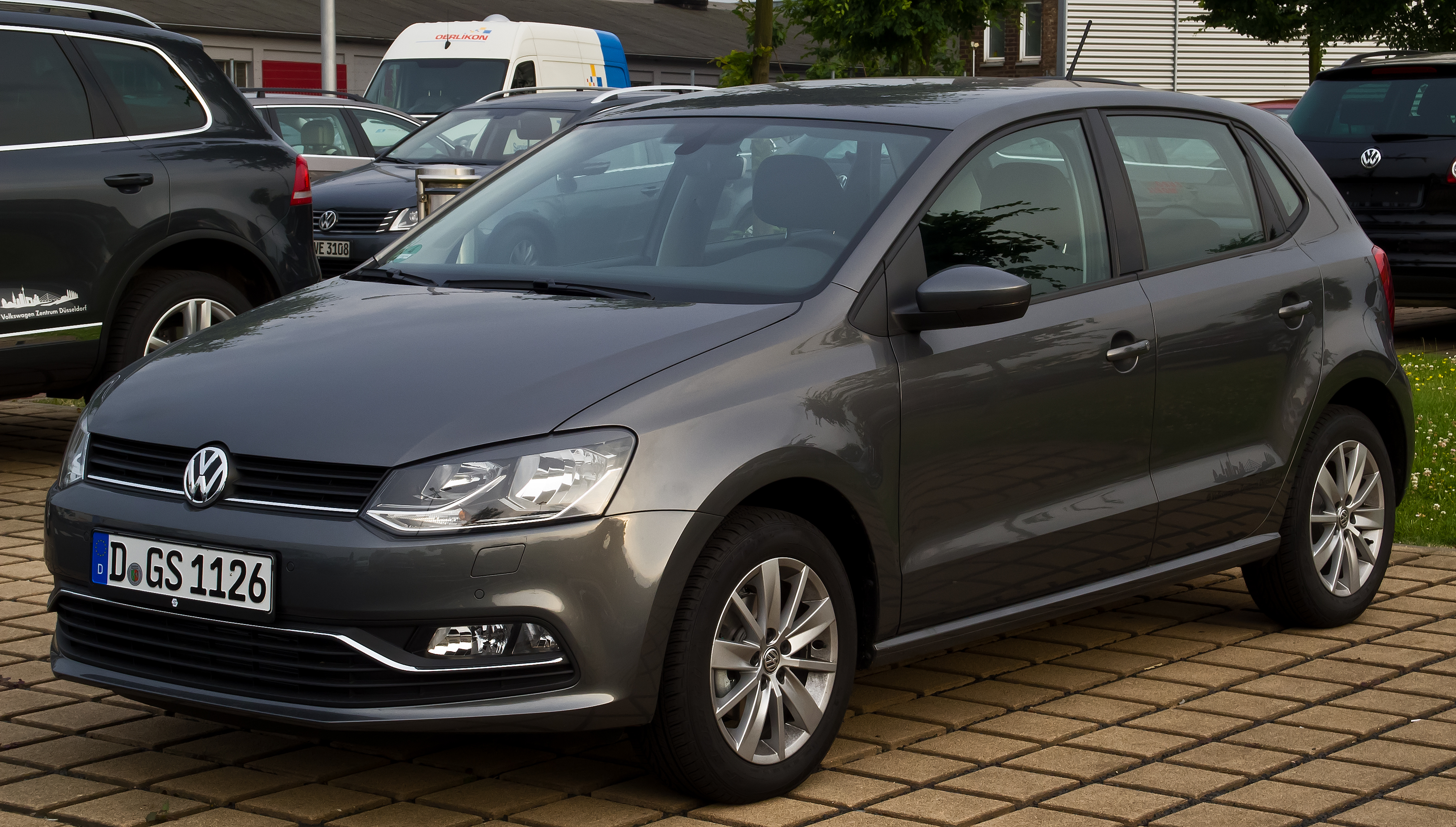 volkswagen polo 1 2 tsi comfortline auto informatie. Black Bedroom Furniture Sets. Home Design Ideas