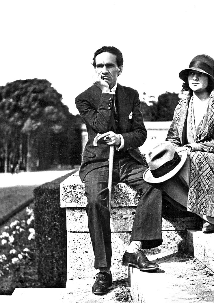Vallejo y Georgette en París
