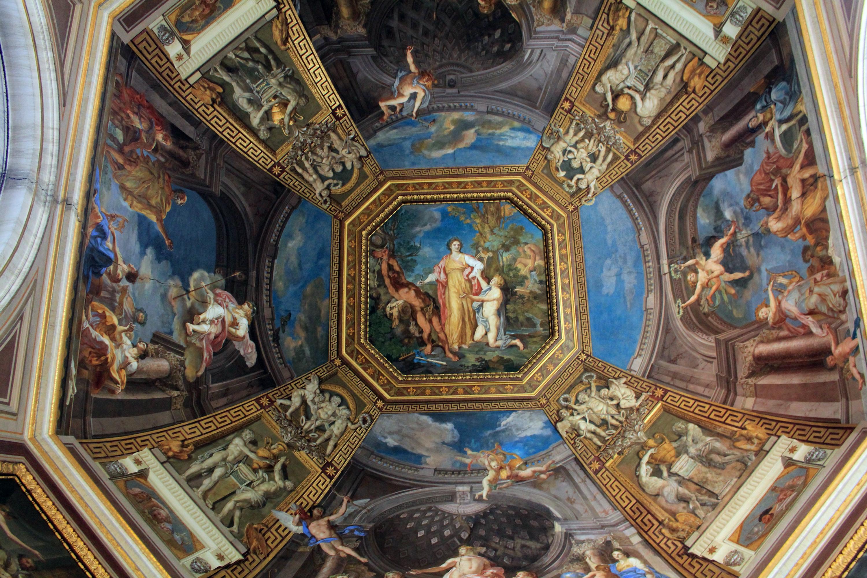 Vatican Museum Famous Paintings