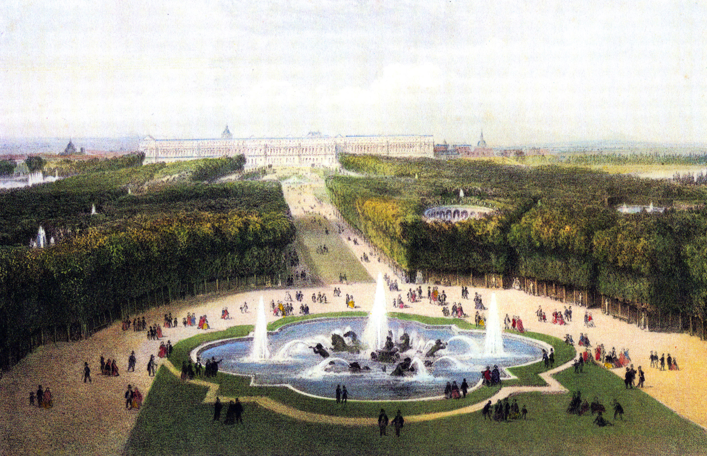 File Versailles Palace Garden