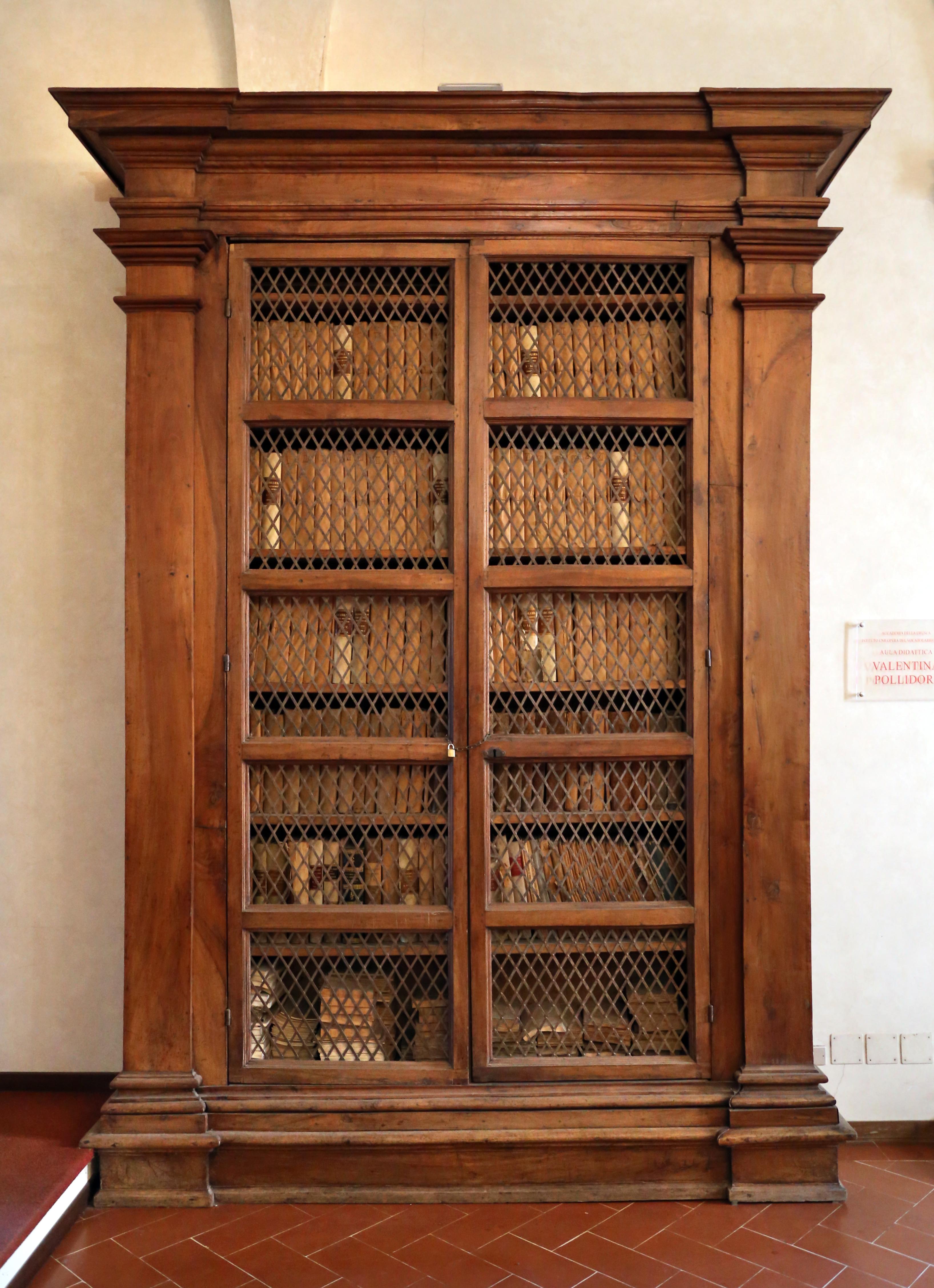 File:Villa di castello, sede dell\'accademia della crusca, sala degli ...