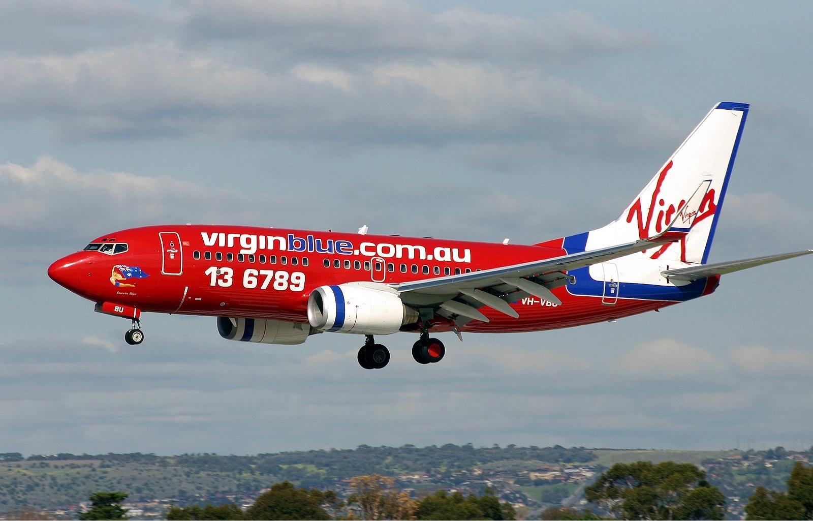 virgin blue cancel flights