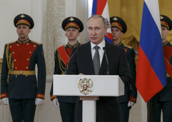 Vladimir Putin at award ceremonies (2018-02-23) 14.jpg