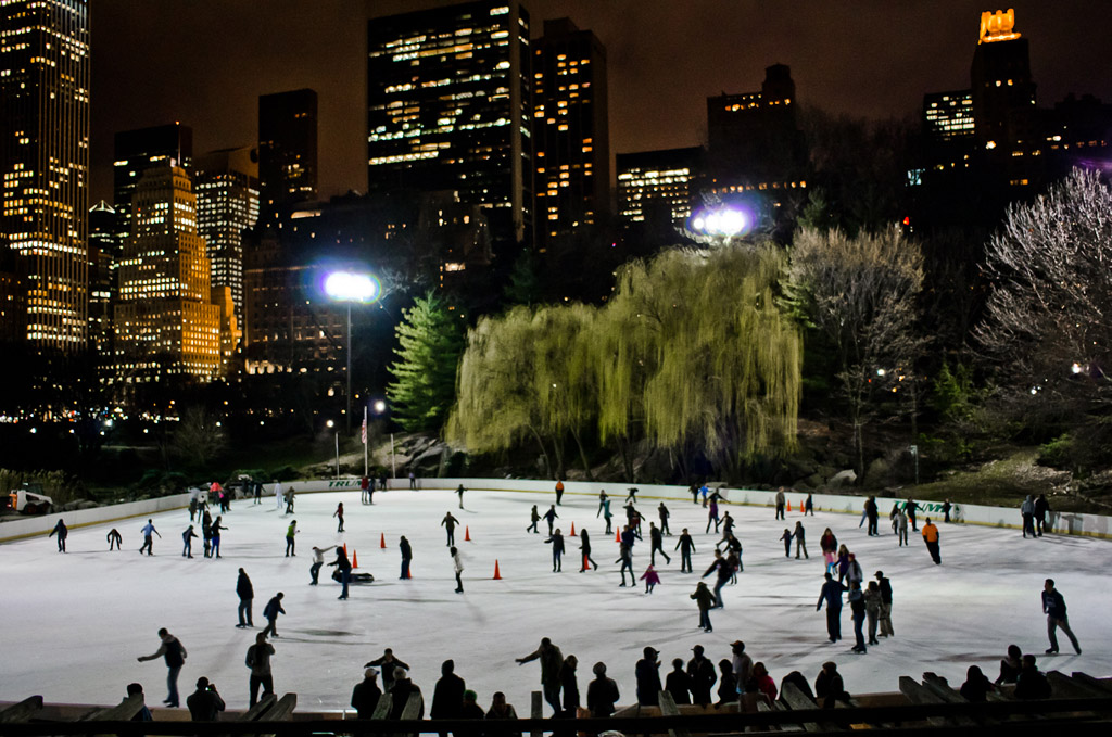 Wollman rink wikipedia for Things to do in nyc during winter