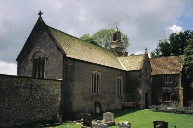 Church Of The Holy Trinity Wyke Champflower Wikipedia