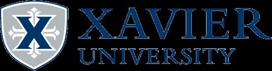 Logo of Xavier University. Originally uploaded...