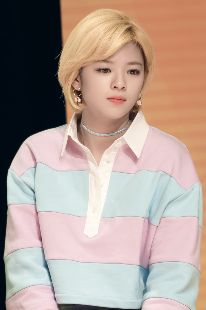 file yoo jeong yeon at twice sudden attack fan meeting on march 25