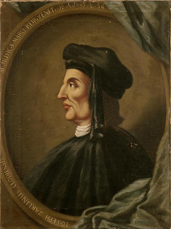 Gioseffo Zarlino (1517-1590)