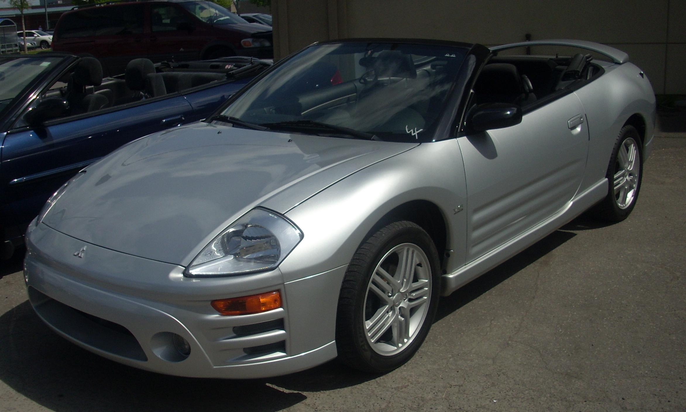 file 39 03 39 05 mitsubishi eclipse spyder v6 jpg wikimedia commons. Black Bedroom Furniture Sets. Home Design Ideas
