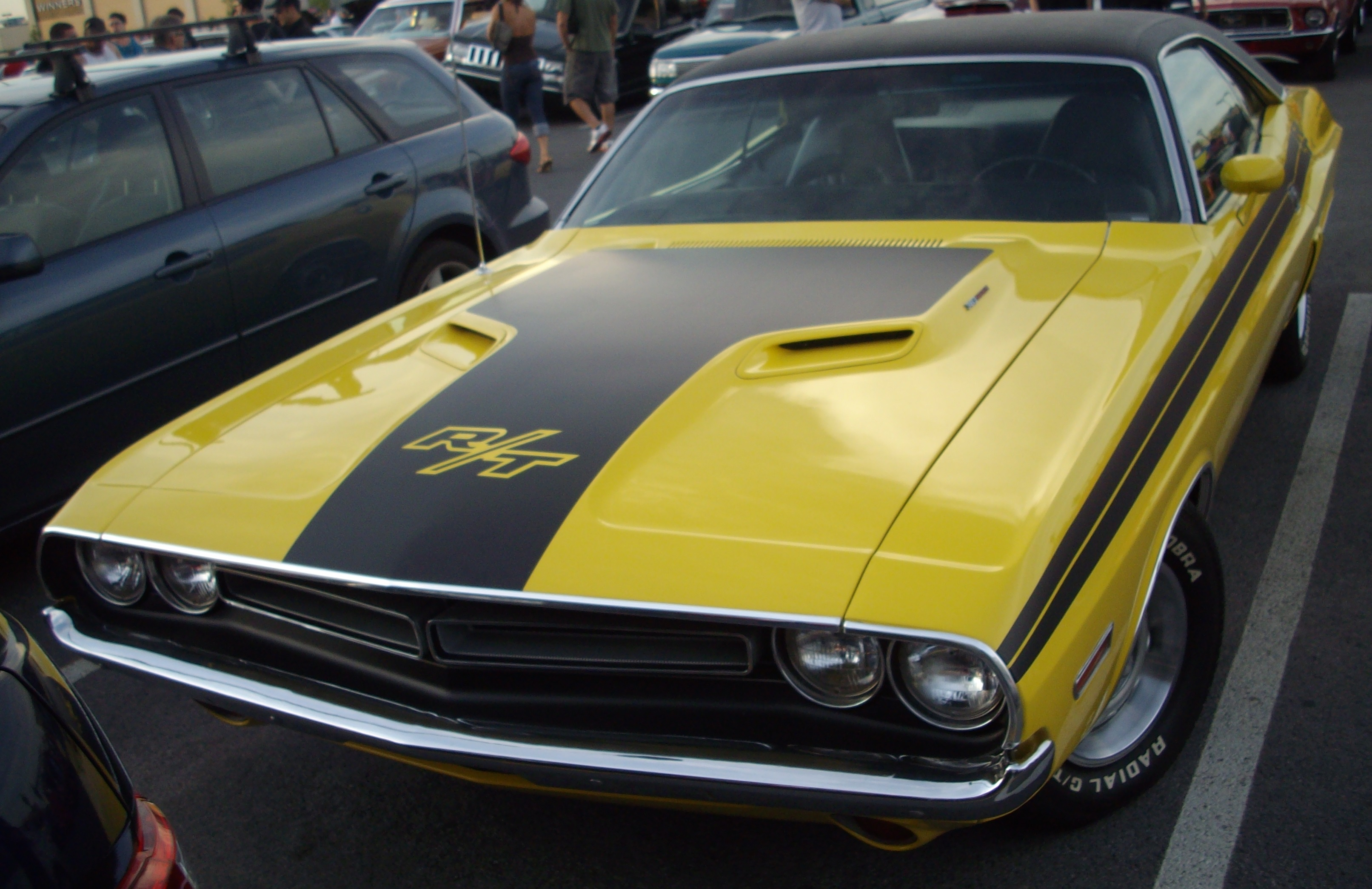 File 71 Dodge Challenger Les Chauds Vendredis 12 Jpg Wikimedia