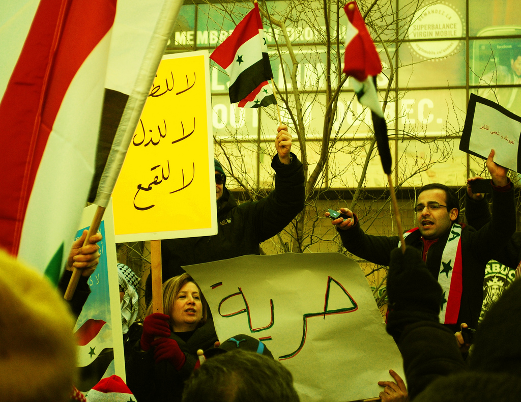 (3) Montreal Syrian solidarity demonstration March 27.jpg