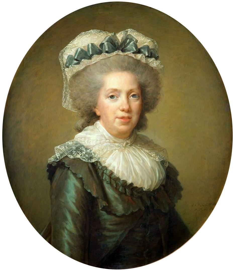 Fichier:Élisabeth Louise Vigée Le Brun - Madame Adélaïde de France ...