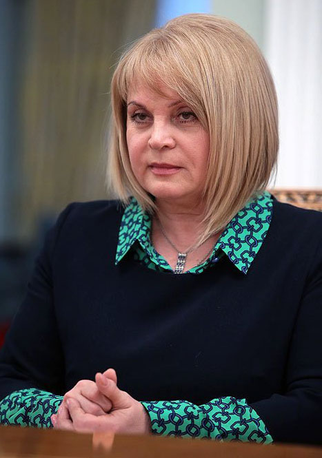 Глава ЦИК России